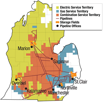 Knowledge Of Pipelines In Your Community Enhances Safety Consumers Energy In Your Community Consumers energy will pay $545,000 to settle a dig notice violation case filed with the michigan public service commission. consumers energy in your community