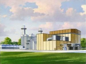 New natural gas plant planned for Genesee County.
