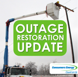 Outage Restoration Update
