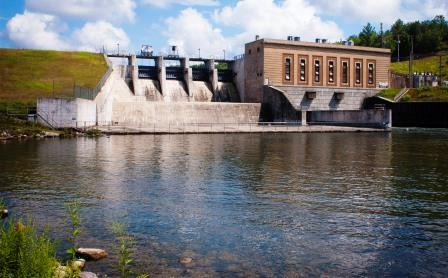 Cooler waters prevail for fish in manistee river for Tippy dam fishing