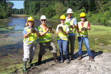Consumers Energy protects endangered Michigan turtles.