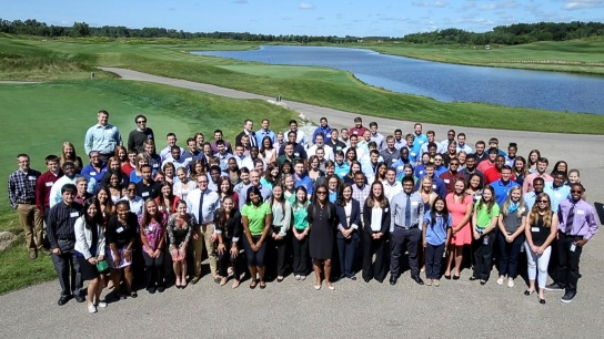 Consumers Energy Intern Class of 2015