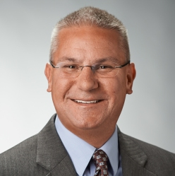 John P. Broschak, Vice President of Major Projects and Construction