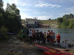 Canoe Trip 2012