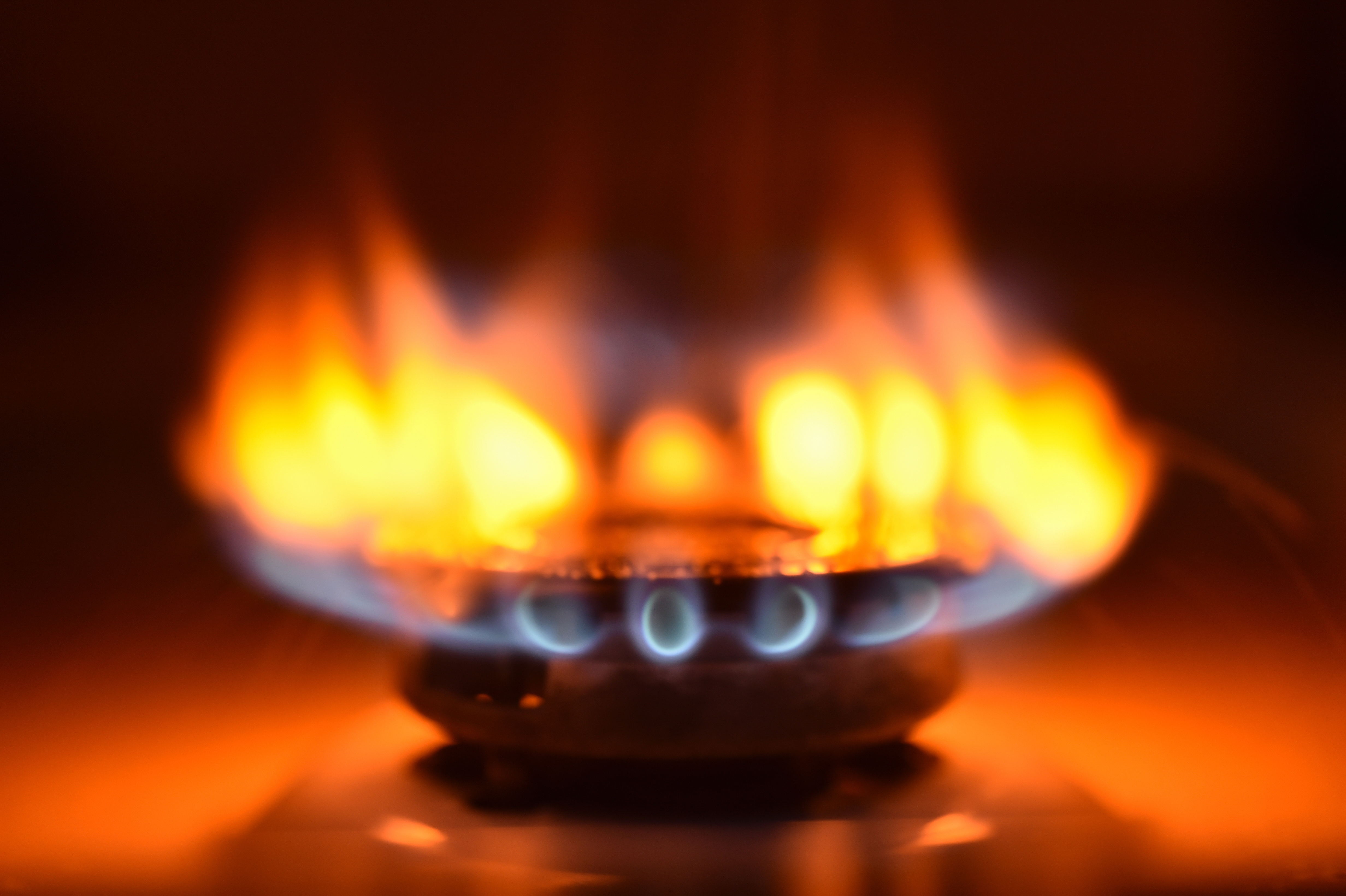 Natural Gas Poisoning From Stove