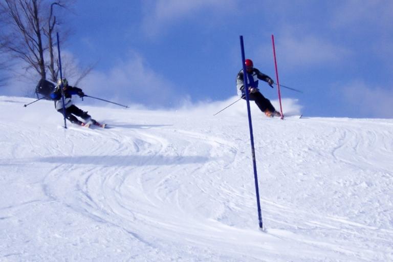 Kurt-Koseck_Downhill-Skiier